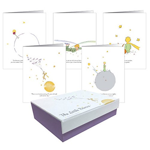The Little Prince Notecards: 20 Notecards and Envelopes (Little Prince B612)