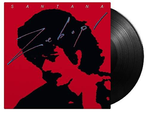 Santana: Zebop! [Vinyl LP] (Vinyl)