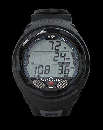 Ordinateur de plongée i300 Aqualung - Gris
