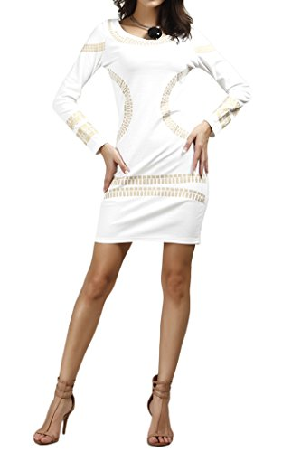 yming-womens-elegant-slim-long-sleeves-work-business-party-midi-dress-white