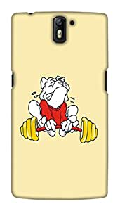 PrintHaat Designer Back Case Cover for OnePlus One :: OnePlus 1 :: One Plus One