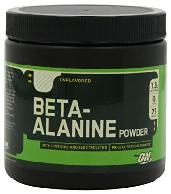Optimum Nutrition Beta-Alanine Powder Unflavored 202.5 grams