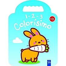 1-2-3 Colorísimo. Conejo