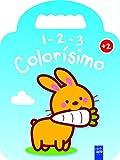 1-2-3 Colorísimo +2 - Conejo