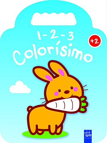 1-2-3 Colorísimo +2 – Conejo