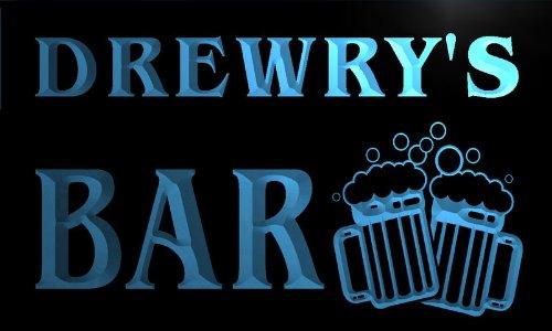 w013498-b-drewrys-nom-accueil-bar-pub-beer-mugs-cheers-neon-sign-biere-enseigne-lumineuse