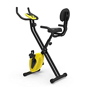 41V5rD2JwxL. SS300  - Fit4home Ltd Magnetic Folding Exercise Bike ES-892