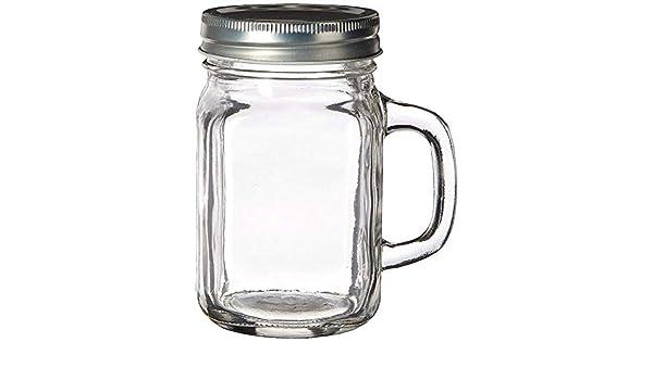 parfaitement clair Collection  de verre Mason Jars