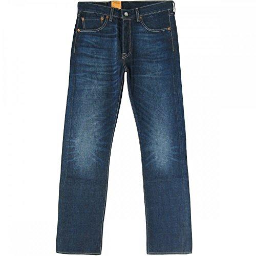Levi's® Herren Jeans 501® Originalt Fit - Blau - Galindo , Größe:W...