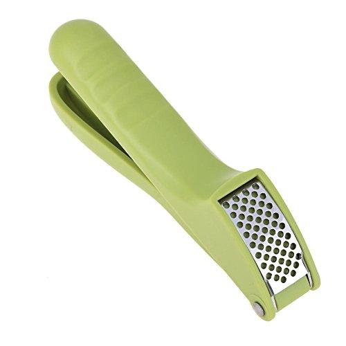 Pb peggybuy Knoblauchpresse–Edelstahl Hand drücken Ginger Knoblauch Schneide Crusher für Home Kochen Werkzeug