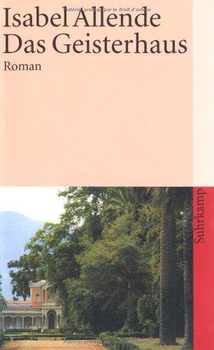 Buchseite und Rezensionen zu 'Das Geisterhaus' von Isabel Allende