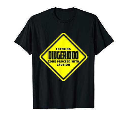 Didgeridoo Spieler Lehrer Geschenk Aborigines Ureinwohner T-Shirt