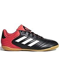 finest selection 684ea 76665 Adidas Copa Tango 18.4 In J, Zapatillas de fútbol Sala Unisex para Niños,  Negro