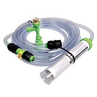 25 Foot - Python No Spill Clean and Fill Aquarium Maintenance System by Python Products Inc.