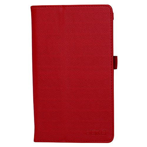 Turtle Flip Cover For New Nexus 7 K009 Leather Kickstand Case Cover For New Nexus 7 K009 (red)