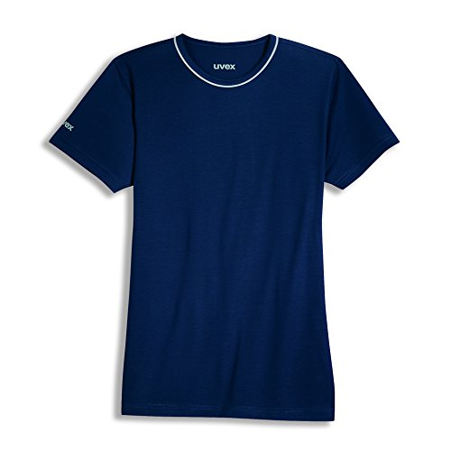 Preisvergleich Produktbild Uvex 8915 sportliches T-Shirt aus leichten, geruchshemmenden Lyocellgewebe/Tencel navy Gr. XXL