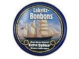 Echte Sylter Brisen Klömbjes Lakritz Bonbons, 70 g