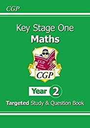 KS1 Maths Targeted Study & Question Book - Ye