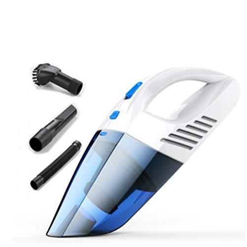 WZFC 4000 Pa Tragbarer Wiederaufladbare Handheld Vakuum Leistungsstarke Vakuum Nass Und Trocken Wireless Schnelle Verwendung Vakuum-Ladetechnik Für Haus Und Auto Reinigung (blau) Ry Pa