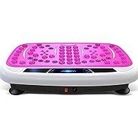 Preisvergleich für H&Y Fitness Vibrationsplatte - Oszillation und Vibration - Ultimate Fat Vibration Power Platten, Vibrationstrainer, Fitness Vibrationsmaschine, oszillierende Plattform, Ganzkörperschütteln