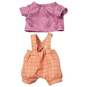 Manhattan Toy 157240 Wee Stella Take Me to The Zoo - Juego de Ropa de muñeca para bebé (30,48 cm)