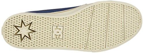 DC Shoes Trase Tx M, Chaussures homme Bleu (Vintage Indigo)