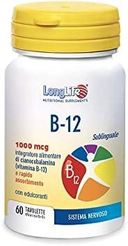 Longlife B-12 1000 Mcg - 20 Gr