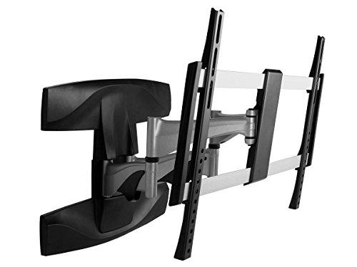 Monoprice 110469UL Zertifiziert Full Gelenkige TV Wandhalterung für die meisten Flachbildschirmen -
