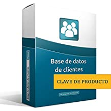 Base de datos de clientes | programa multiusuario [enlace para descargar el programa, sin CD]