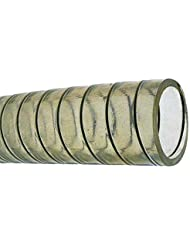 Manguera de agua fría 20x 27mm 5Bar stählerne espiral