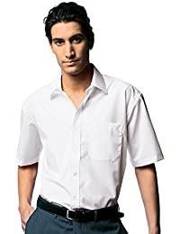 Kwon Hemd kurzarm weiß