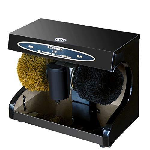 GRJCXJ Lustrador de Calzado eléctrico multifunción, Cepillo para Calzado de Cuero, Máquina...