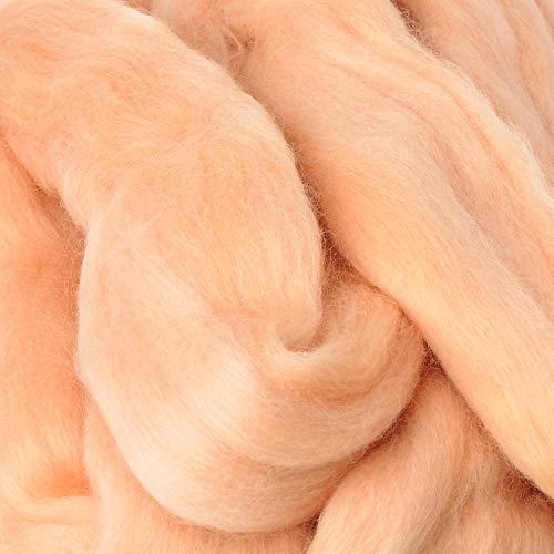 Märchenwolle, 50g Hautfarbe