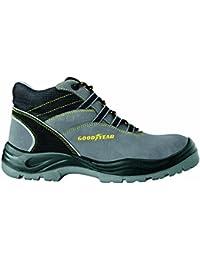 Goodyear - 107 S1P - Chaussures de sécurité hautes, gris