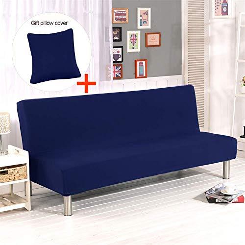 Hengweiuk Funda para sofá sin brazos