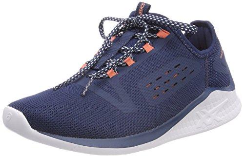 Asics Fuzetora, Zapatillas de Running para Mujer, Azul (Dark...