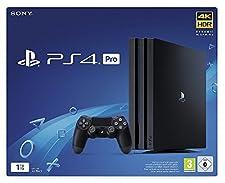 PlayStation 4 Pro - Console 1TB, Nero