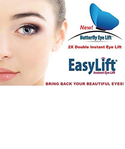 Butterfly Eye Lift Schmetterling unsichtbar Double Lift Instant Eye Lift (Lift Instant)