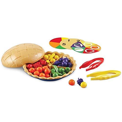 Learning Resources- Super Torta per attività di classificazione, Colore, LER6216