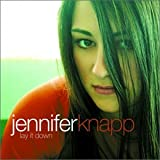 Songtexte von Jennifer Knapp - Lay It Down