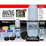 Storia Amazing Bullet Mixer, Grinder & Chopper(Combo 21 Pcs Set)