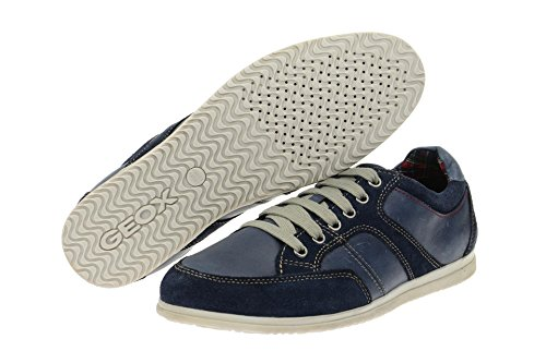Geox Copacabana E, Chaussons Sneaker Homme dunkel-blau