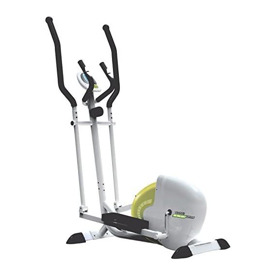 Cosco Exercise Elliptical Cross Trainer Magnetic Exercise Bike 8 kg Flywheel Cycle Trim 500 E