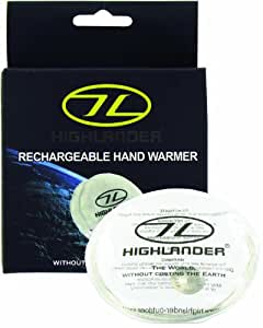 Highlander Rechargeable Handwarmer - Clear