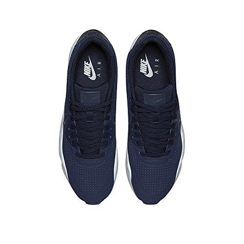 NIKE Air Max 90Ultra Moiré, Hommes Basses Baskets blau