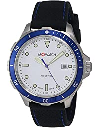 M-WATCH Aqua Steel 42 Analog White Dial Men's Watch-WBX.45210.RB