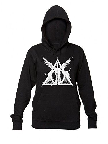 symbol-triangle-womens-hooded-sweatshirt-small