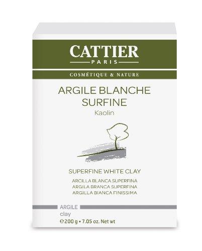 Cattier Arcilla Blanca Superfina - 200 gr