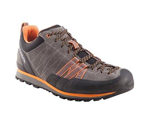 Scarpa Crux Approach Hiking Schuh - SS17 grau schwarz orange