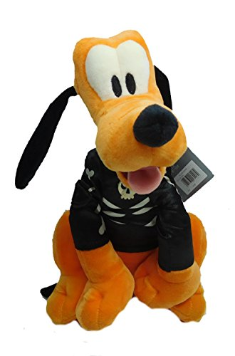 Mickey Mouse Disney disneyland Paris Plüschtier Stofftier Halloween Pluto 30cm (Disneyland Mickey Halloween)